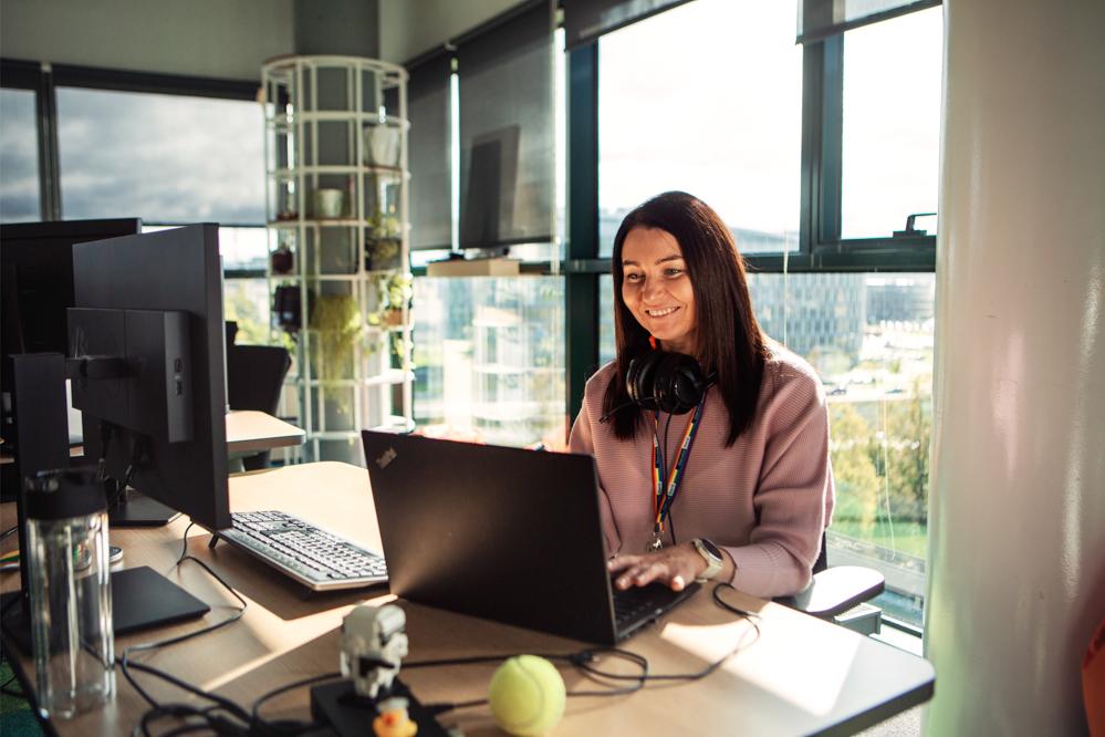 Senior Test Automation Engineer in Retail Investment Tribe – Danske jobs